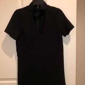 Black Willy Jays Dress Size Small